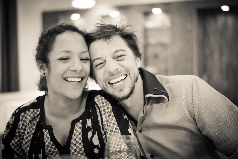 Celine und Pascal Zöllig