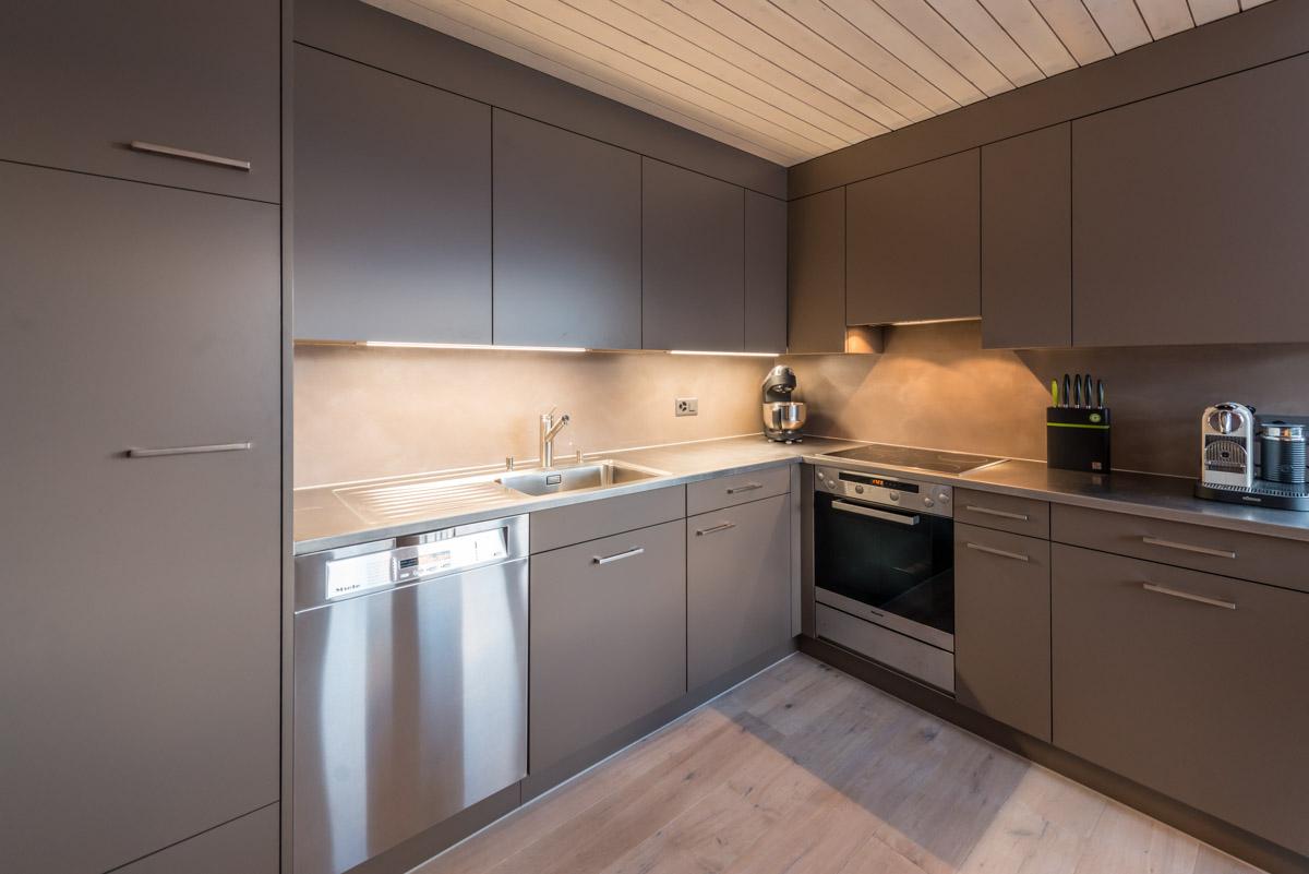 Planung, Gestaltung neue Küche