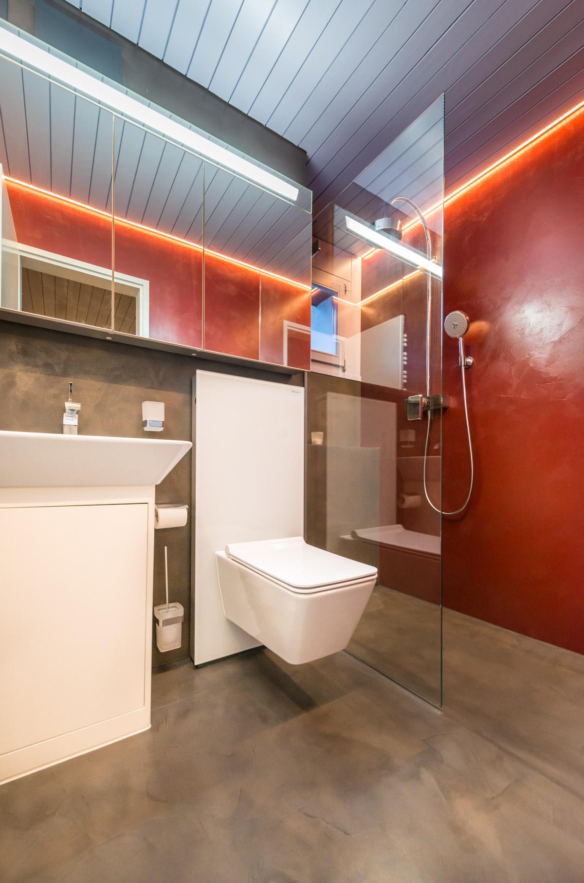 Erlebnis-Badezimmer