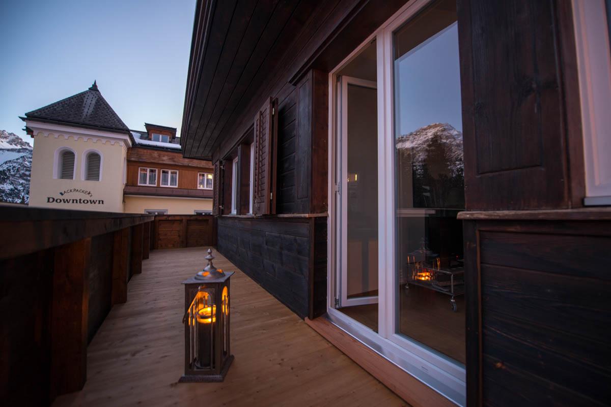 Balkon-Anbau