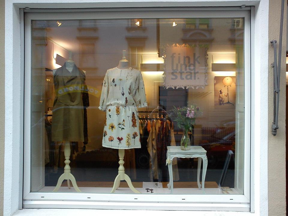 Laden-Schaufenster