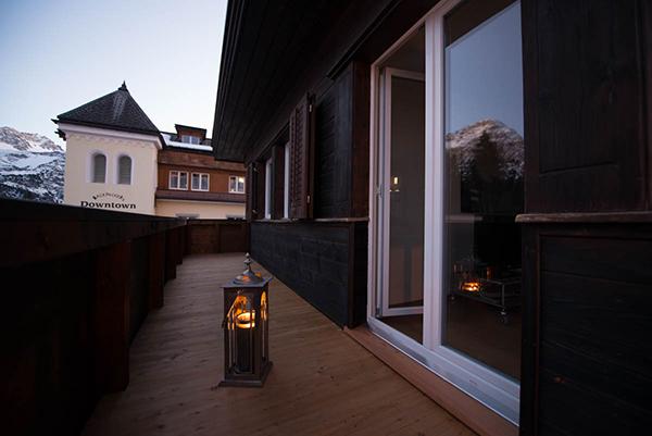 Anbau Balkon Haus Brosi