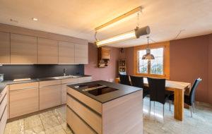 Küchen und Esszimmer Umbau kontrastfabrik