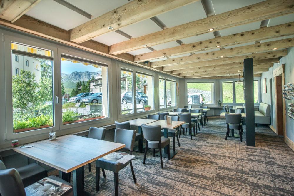 Umbau Hotel Hohe Promenade