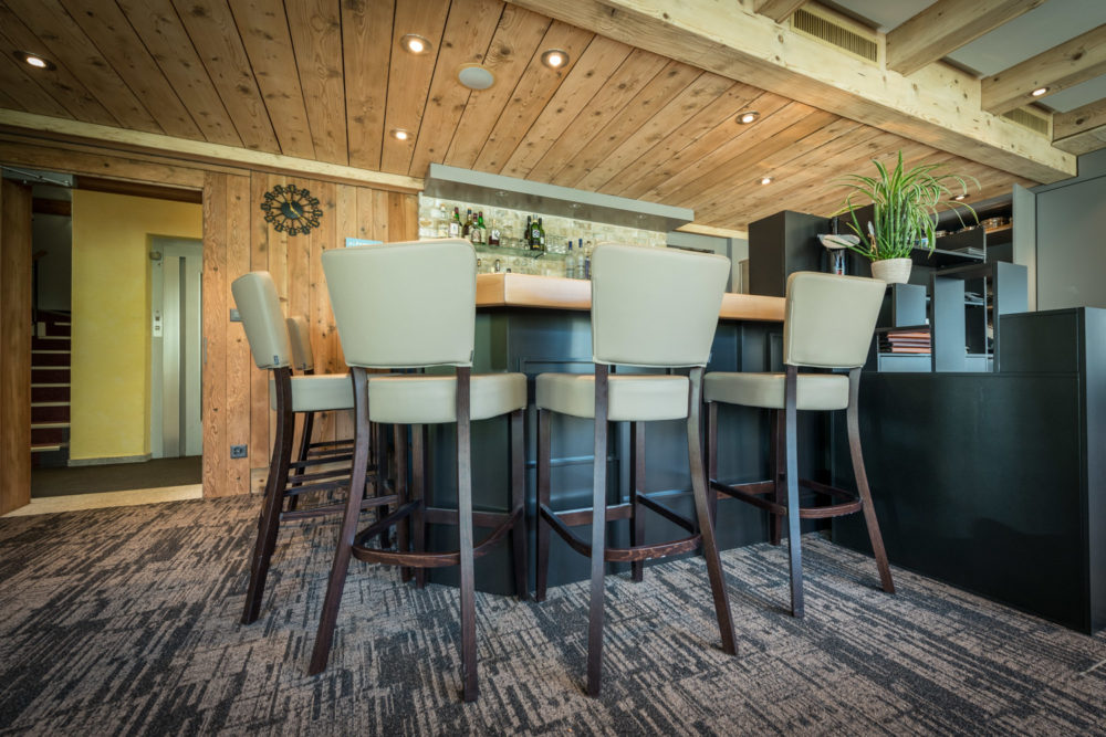 Bar Umbau Hotel Hohe Promenade